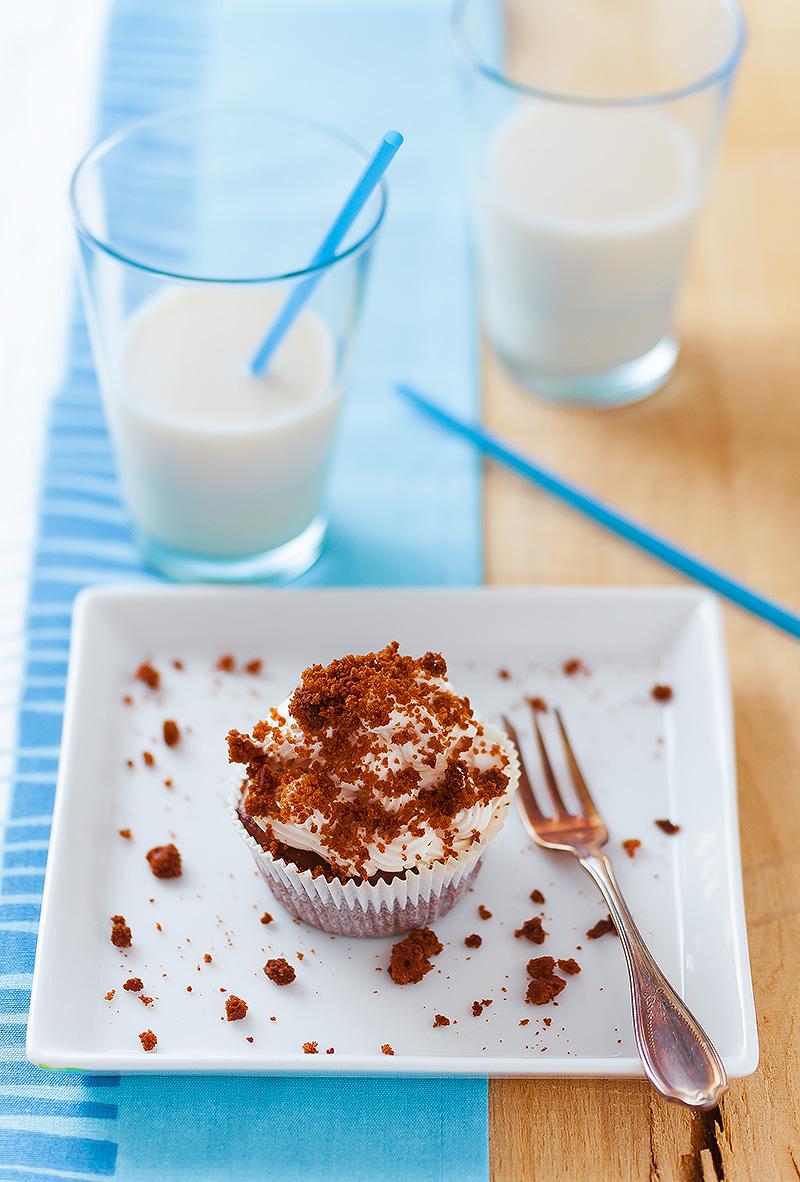 Veganer Muffin