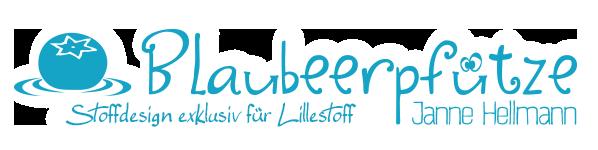 blaubeerpfütze-Logo